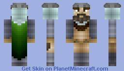 El Cid (Rodrigo Díaz de Vivar) - For contest Minecraft Skin