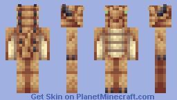 Elder Dragon Minecraft Skin
