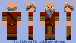 Elder Mage - New Version Minecraft Skin