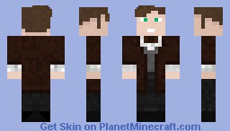 Series 7 Eleventh Doctor Outfit (with grey waistcoat)