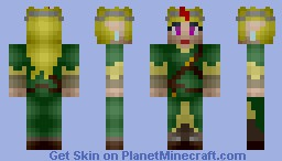 Elf Female Minecraft