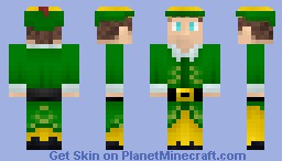 Elf (Twelve Skins Of Advent #2!) Minecraft