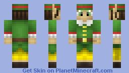 Elf Minecraft Skin