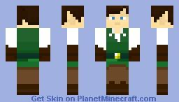 (X360) Elf 1.1 Minecraft Skin