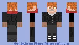 Elimination team-J Minecraft Skin