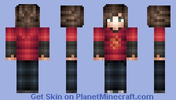 Ellie [The Last of Us] Minecraft Skin