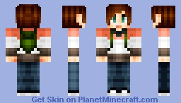 Ellie - The Last of Us (Seasonal Outfits) Minecraft Skin
