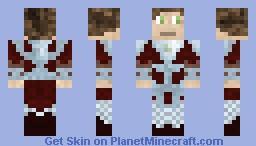 Elven Wight Minecraft Skin