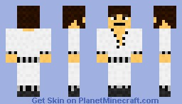 Elvis Presley Minecraft Skin