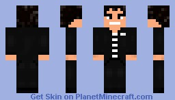 Elvis Presley - Jailhouse Rock Version Minecraft Skin