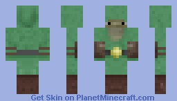 The Thief - Emerald Guild [MUST Look At Preview!] Minecraft Skin