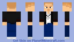 EMINƎM (Marshall Mathers) Minecraft Skin