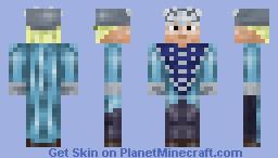 Empire of the Sun Minecraft Skin