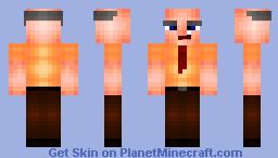 Grandpa Minecraft Skin