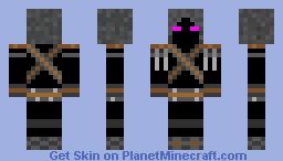 Ender Assassin Minecraft Skin