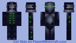 Mutated EnderBot KnightLord [+Enderbot KnightLord]