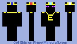 EnderKing 2.0 Minecraft Skin