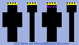 EnderKing( Looks better in preview trust me ) Minecraft Skin