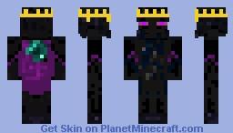 EnderKing(EnderGod) Minecraft Skin