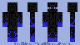 EnderZure Minecraft Skin