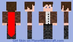 Clockworks Man![turn off helmet for a surpise!] Minecraft Skin