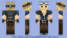 Engineer Minecraft Skin