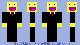 Epic Face Face Face Face *4 Faces* Minecraft Skin
