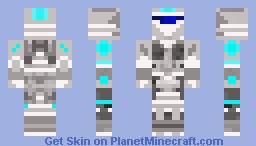 Epic Halo Recon Armor Minecraft Skin