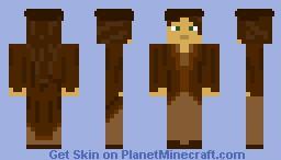 Eponine Minecraft Skin