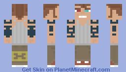 Equinox [Villain] Minecraft Skin