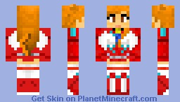 Eris Minecraft Skin