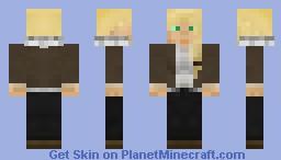 Marceline Jene Enderson Minecraft Skin