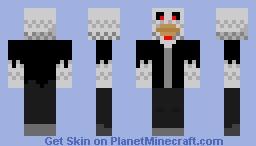 Gangster Chicken Minecraft Skin