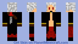 Failed attempt at a good skin Minecraft Skin