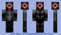 Evil Monster (Better in Preview) (Contest) Minecraft Skin