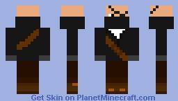 Ex-Con Minecraft Skin