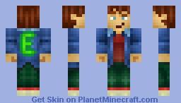 Shading Experiment #1 Minecraft Skin