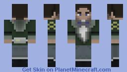 Explorer Steve Minecraft Skin
