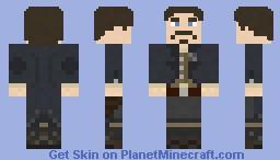 Ezekiel Winnfield US Marshall Minecraft Skin