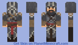Ezio Auditore (Revelations) Minecraft