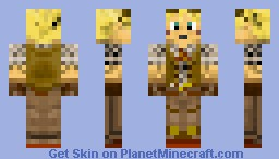 Ezreal Minecraft Skin