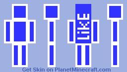 FACEBOOK 2 Minecraft Skin