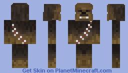 Chewbacca Minecraft