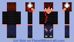 A skin for a friend :3 Minecraft Skin