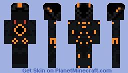 Rinzler Minecraft Skin
