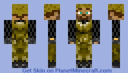 Failed Gaz Minecraft Skin