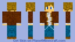 Fall Skin Minecraft Skin