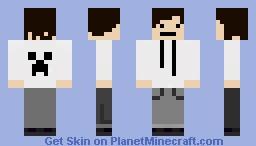 SuperBuza's Fall Skin Minecraft Skin