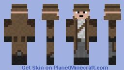 Fallout Dealer Minecraft Skin