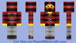 WeDoMCPVP   Fan Skin [Blaze] Minecraft Skin